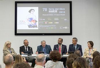 La Feria del Libro de Madrid presenta su programación de esta 78 edicion