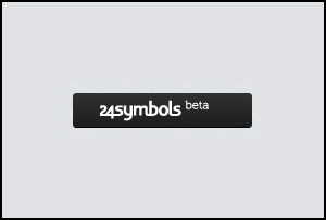 24 symbols