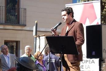 Fernando Alonso Barahona, autor de
