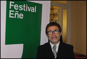 Alberto Anaut, director de La Fábrica