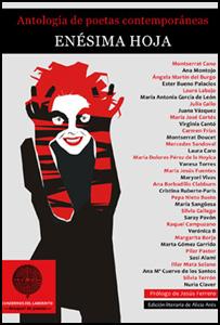 Antología de poetas contemporáneas 'Enésima hoja'