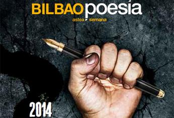 Bilbao Poesía, 2014