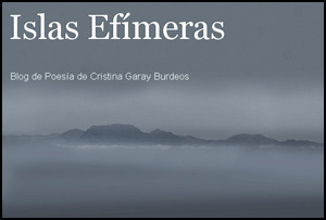 Islas Efímeras, blog de Cristina Garay Burdeos