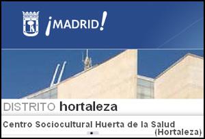 Centro Sociocultural Huerta de la Salud (Hortaleza)