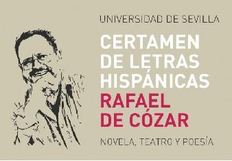 XXIV Certamen de Letras Hispánicas de la Universidad de Sevilla Rafael de Cózar, 2017