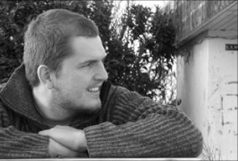Ben Clark, ganador del Premio El Ojo Crítico de Poesía 2014