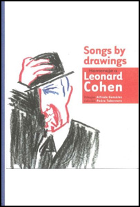 'Songs by drawings' homenaje a Leonard Cohen