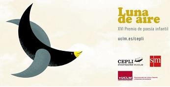 XVI Premio de poesía infantil 'Luna de aire', 2018