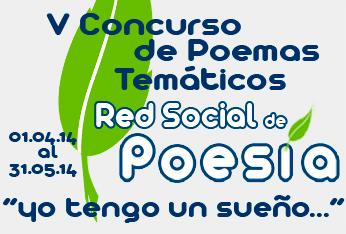 V Concurso de Poemas Temáticos Red Social de Poesía: