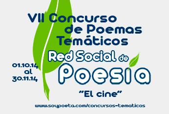 VII Concurso de Poemas Temáticos Red Social de Poesía: