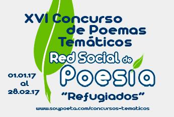 XVI Concurso de Poemas Temáticos Red Social de Poesía: