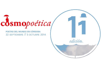 XI Cosmopoética, poetas del mundo en Córdoba, 2014