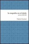 Valerio Cruciani publica el poemario 'La esquirla en el dedo'