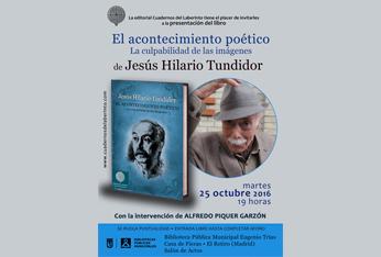 Jesús Hilario Tundidor presenta