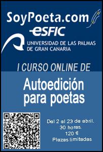 ¡Organizamos un curso online de autoedición para poetas!