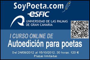 I Curso online de autoedición para poetas