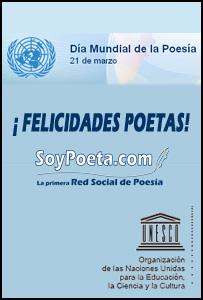 Día Mundial de la Poesía... ¿Por qué es necesaria la poesía?