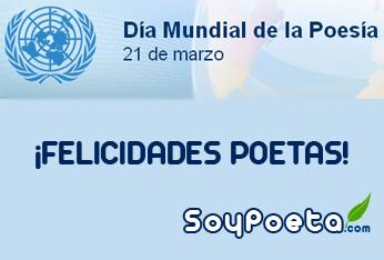 21 de marzo: Día Mundial de la Poesía