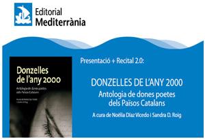 'Donzelles de l'any 2000', 27 mujeres poetas se reúnen en Barcelona