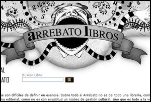 Editorial Arrebato