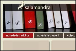 Editorial Ediciones Salamandra