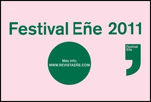 Empieza el Festival Eñe, la fiesta de la literatura