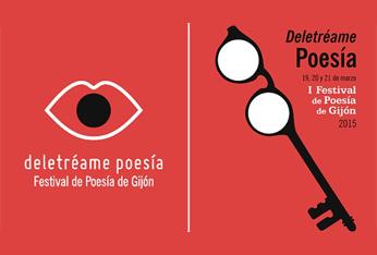 I Festival de Poesía de Gijón 'Deletréame Poesía', 2015
