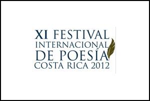 XII Festival Internacional de Poesía de Costa Rica, 2013