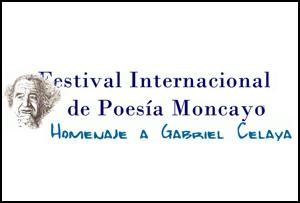 X Festival Internacional de Poesía Moncayo, 2011