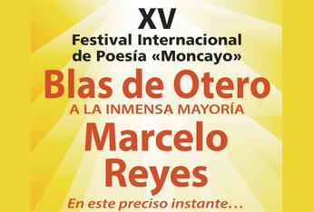 XV Festival Internacional de Poesía Moncayo, 2016