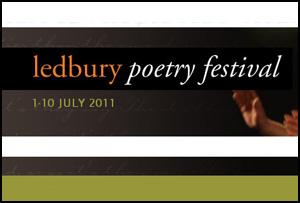 Ledbury Poetry Festival 2011