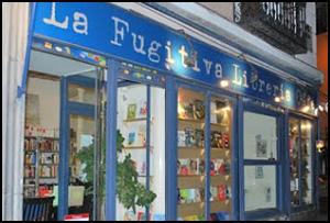 La Fugitiva Librería Café