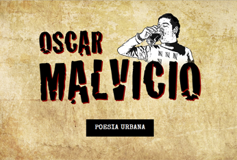 'Poesía urbana', blog de Oscar Malvicio