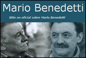 Mario Benedetti (sitio no oficial)