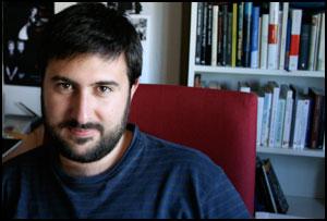 Diego Moreno, editor de Nørdicalibros
