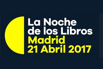 La Noche de los Libros en Madrid 2017