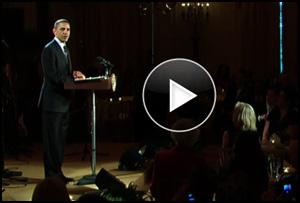 Poesía en la Casa Blanca con el Presidente Obama