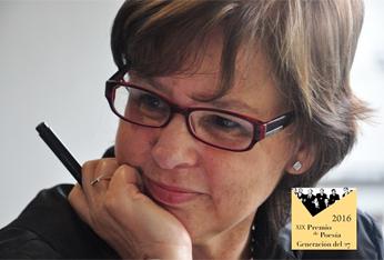 La colombiana Piedad Bonnett gana el Premio de Poesía Generación del 27, 2016