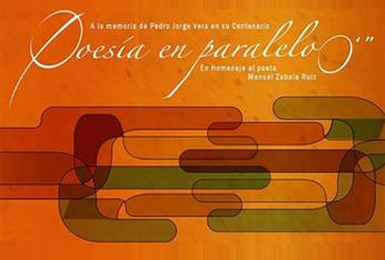 VI Encuentro Internacional de Poetas de Ecuador 'Poesía en paralelo cero', 2014