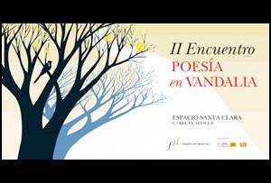 III Encuentro 'Poesía en Vandalia', 2013