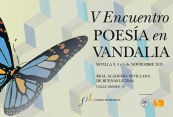 V Encuentro 'Poesía en Vandalia', 2015
