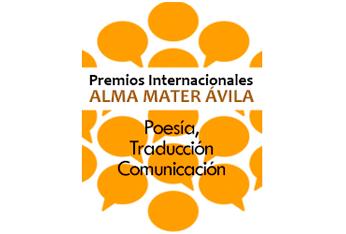I Premio Internacional Alma Máter Ávila de Poesía, 2016
