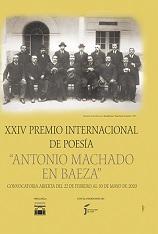 XXIV Premio Internacional de Poesía Antonio Machado en Baeza, 2020
