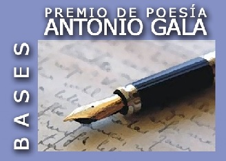 XIII Premio internacional de Poesía Antonio Gala, 2019