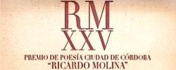 XXV Premio de Poesía Ciudad de Córdoba