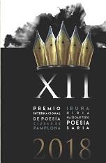 XII Premio Internacional de Poesía Ciudad de Pamplona, 2018