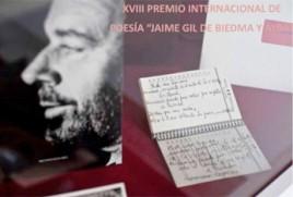 XVIII Premio Internacional de Poesía Jaime Gil de Biedma y Alba, 2020