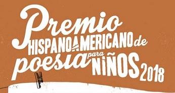 Premio Hispanoamericano de Poesía para Niños, 2018