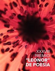 XXXVIII Premio Leonor de Poesía, 2019