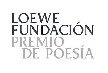 XXXII Premio Internacional de Poesía Fundación Loewe, 2019